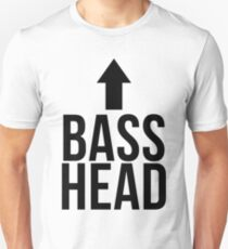 Bass Head Unisex T-Shirt