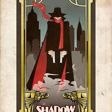 The Shadow by Iainmaynard
