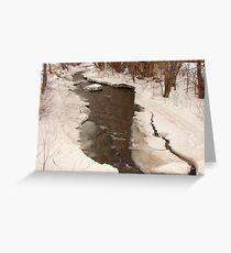 Cold Water Creek Greeting Card