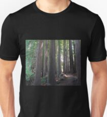 Red Wood Forest T-Shirt