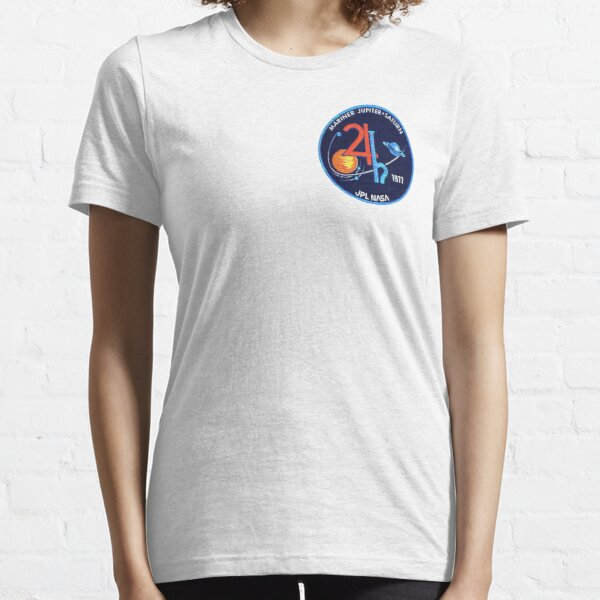 Mariner Jupiter/Saturn '77 - small patch insignia Essential T-Shirt