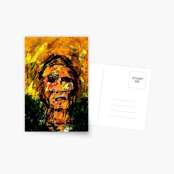 Face Postcard