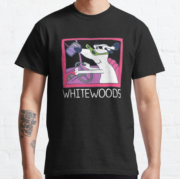 Body Shaped Fabric Classic T-Shirt