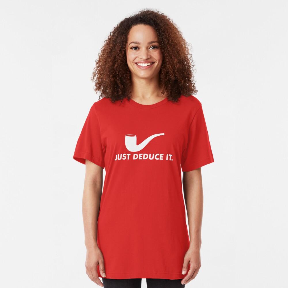 Just Deduce It Slim Fit T-Shirt