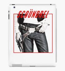 Scoundrel iPad Case/Skin