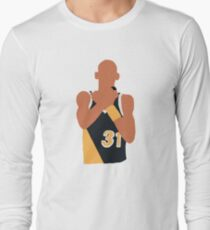 Reggie Miller Choke Sign T-Shirt