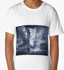 Ice Age Premonition Long T-Shirt