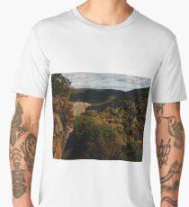 Hawksbill Crag Men's Premium T-Shirt