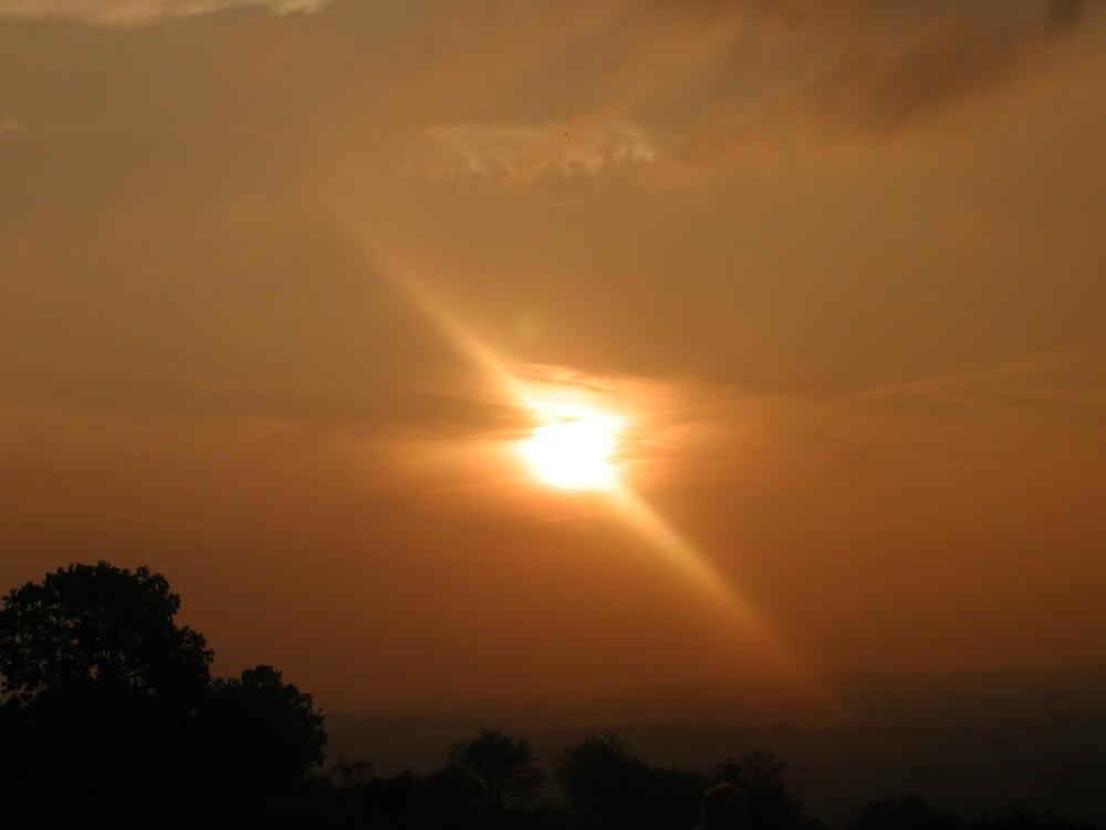 Sunrise by morningspirit