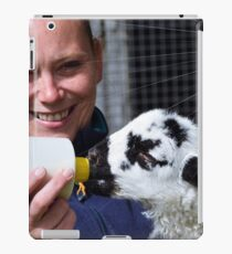 BATGIRL AT KEEPERS COTTAGE iPad Case/Skin
