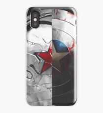 The Shield and the Soldier iPhone Case/Skin