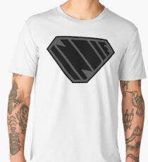 Indie Power (Black on Black Edition) Men's Premium T-Shirt