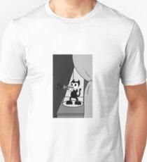 Toe-Tapping Trumpet Demon Unisex T-Shirt