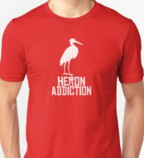 Heron Addiction T-Shirt