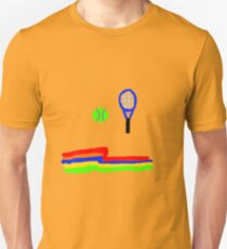What A Racquet! Unisex T-Shirt