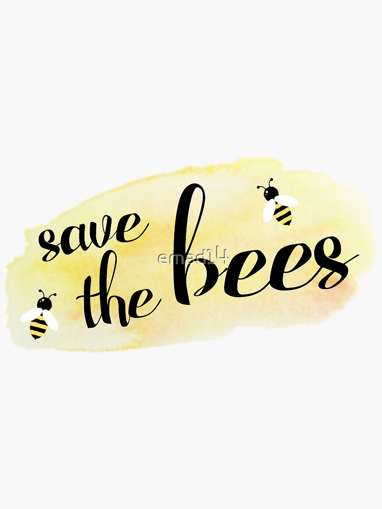 save the bees by emad14
