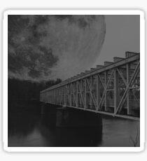 Sci-Fi Bridge Sticker