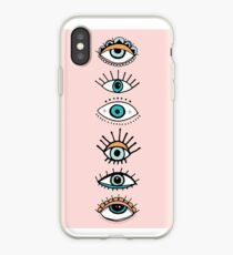 Auge sieht dich iPhone-Hülle & Cover