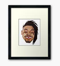 danny brown Framed Print