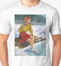 Apres Skate Unisex T-Shirt