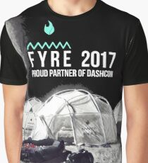 Fyre-Dashcon 2017 Graphic T-Shirt