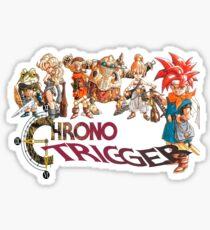 Chrono Trigger Logo Sticker