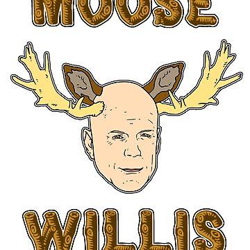 Moose Willis Mashup by mfdeshonga