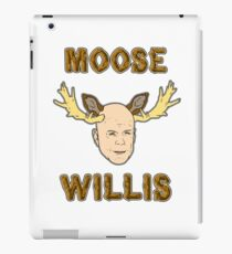 Moose Willis Mashup iPad Case/Skin
