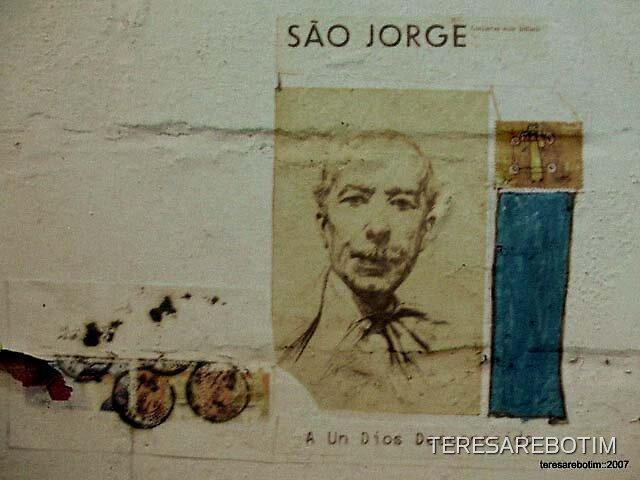SAO JORGE- ILUSTRATION by TERESAREBOTIM