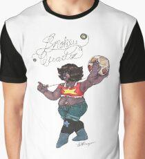 Steven Universe Smoky Quartz Graphic T-Shirt