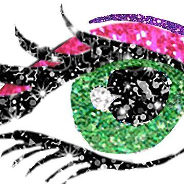 I've got my eye on you! by mlswig