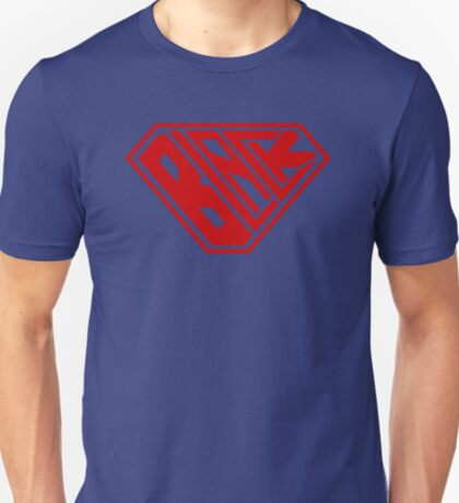 Black SuperEmpowered (Red) T-Shirt
