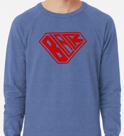 Black SuperEmpowered (Red) Lightweight Sweatshirt