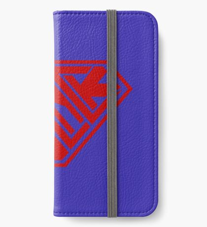 Black SuperEmpowered (Red) iPhone Wallet