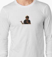 Troy Bolton Bet On It Long Sleeve T-Shirt