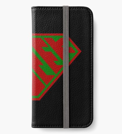Geek SuperEmpowered (Red and Green) iPhone Wallet
