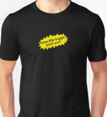 Nosey Little Bugger Aren't You? Slim Fit T-Shirt