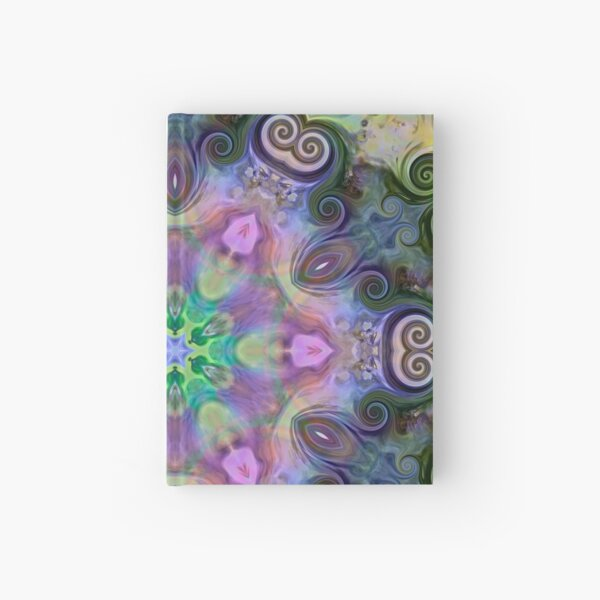 Coiled Reflections 5 Hardcover Journal