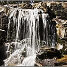 Gibralta Falls close to Tidbinbilla/ACT/Australia by Wolf Sverak