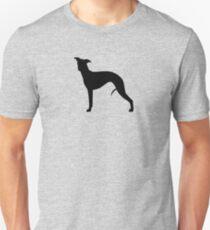 Whippet Silhouette(s) Unisex T-Shirt