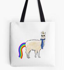 Snazzy Llamacorn Tote Bag