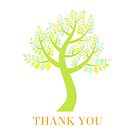 Thank You Tree by EvePenman