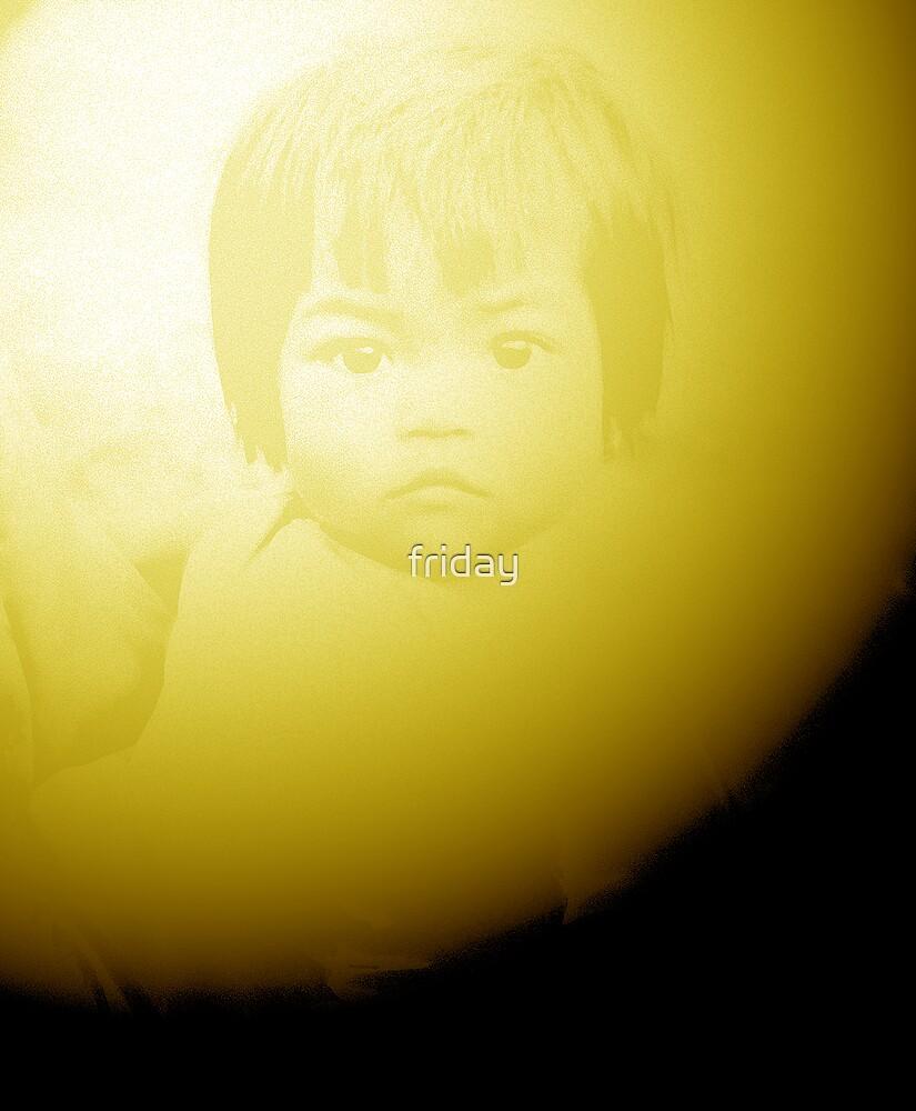 little dark eyes by Amagoia  Akarregi