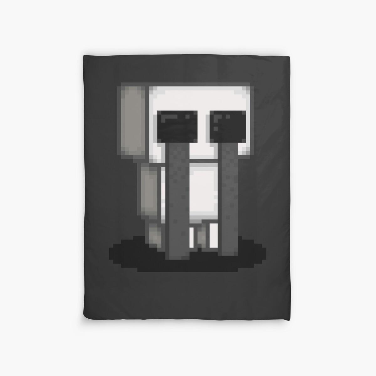 Quot Adventure Crying Child Fnaf World Pixel Art Quot Duvet