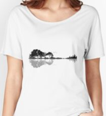Nature Guitar Women's Relaxed Fit T-Shirt