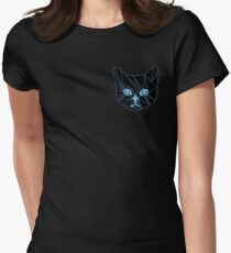 High speed gatto  Women's Fitted T-Shirt