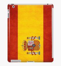 Spain Flag iPad Case/Skin