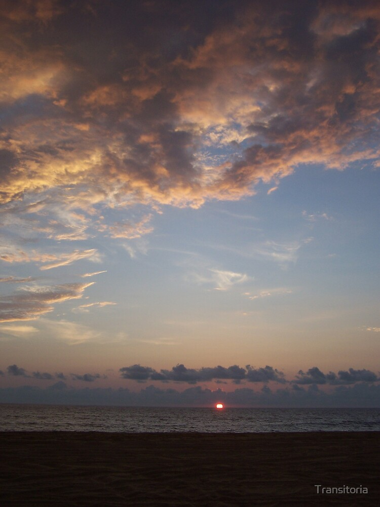 Mexican Sunset by Transitoria