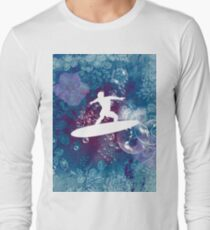 Sport, surfboarder Long Sleeve T-Shirt