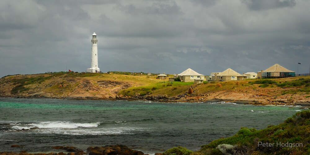Cape Leeuwin Lighthouse by Peter Hodgson